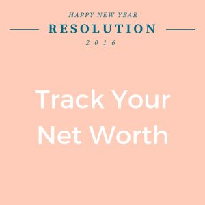 Track YourNet Worth