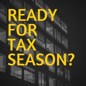 Who's Ready for Tax Season-