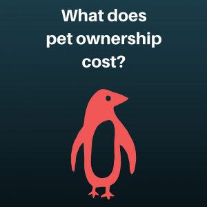 What does pet ownership cost-
