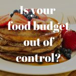 Analyzing My Spending – Food Costs