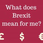Brexit and Your Money
