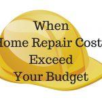 When Home Repairs Break the Bank