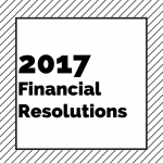 2017 Financial Resolutions