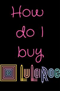 How do I buy LuLaRoe