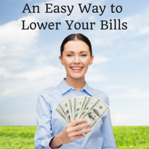 easy way to lower your bills