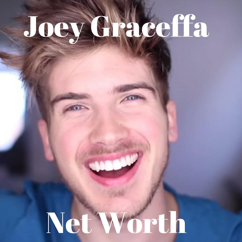 Celebrity Facts – Joey Graceffa Net Worth