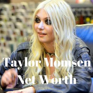 taylor momsen net worth