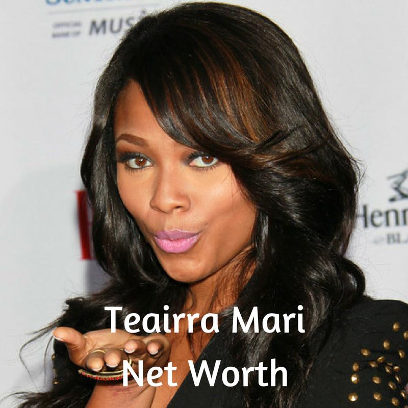 Teairra Marí Net Worth
