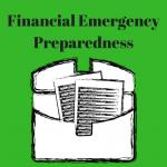 Financial Emergency Preparedness