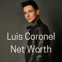 Luis Coronel Net Worth