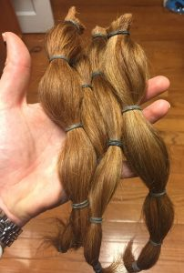 how much is my hair worth - donated hair