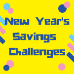 New Year's Savings Challenges