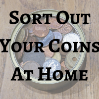 Sort Out Your Coins at Home
