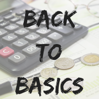 Back to Personal Finance Basics