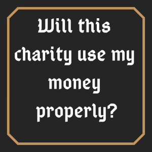 How do I know if a Charity is Real?