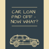 What happens when you pay off your car loan?