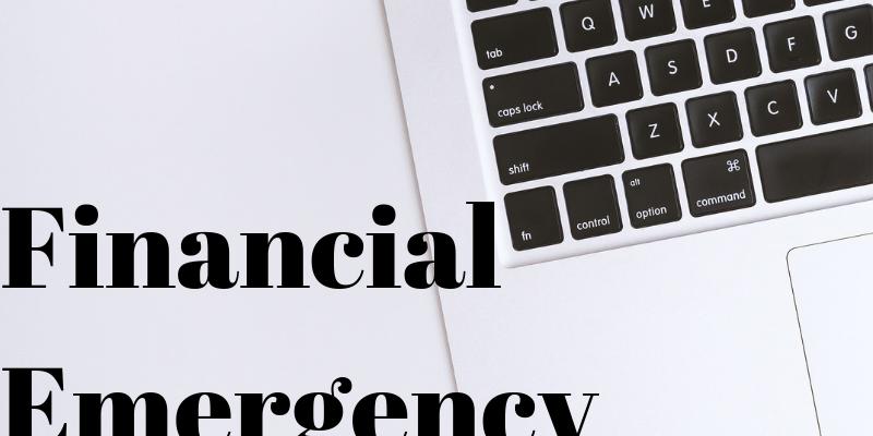 Financial Emergency Planning