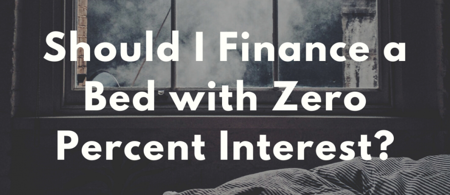 How Does Zero Percent Interest Work?
