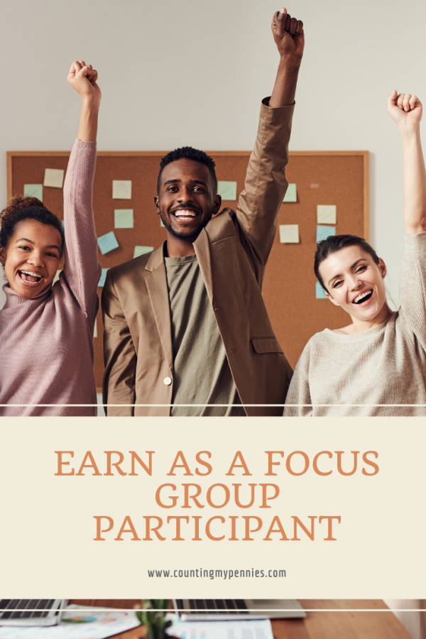 Earn As A Focus Group Participant