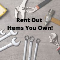 rent out items