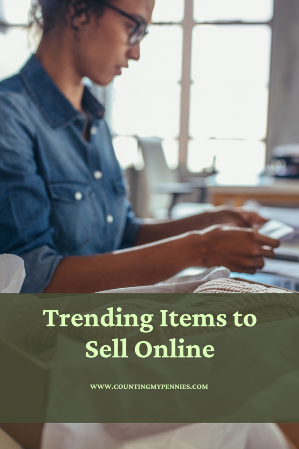 Trending Items to Sell Online